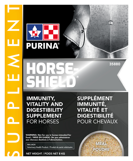 Purina Canada  Horse-Shield